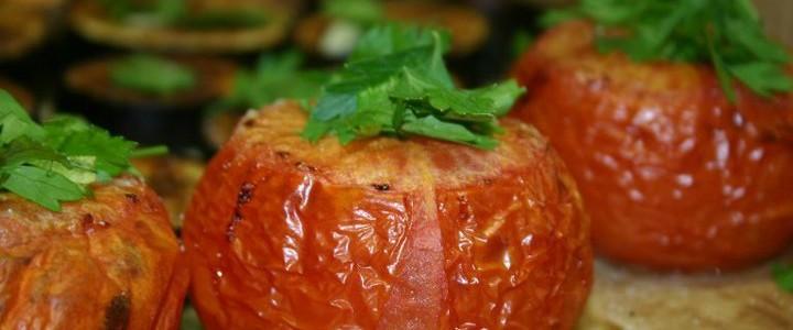 עגבניה צלויה
